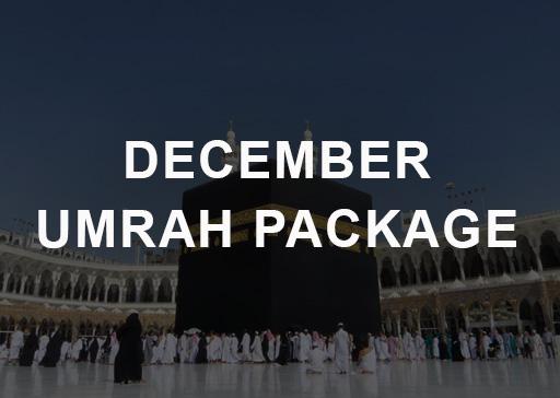 Umrah December 13th