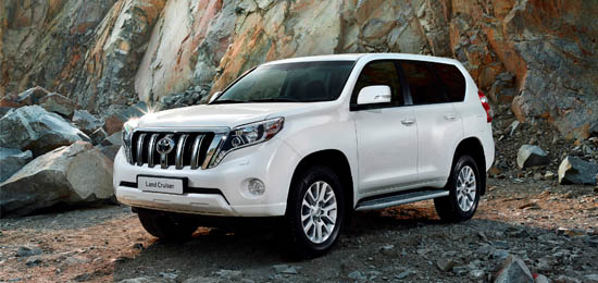 Toyota Prado OR Similar