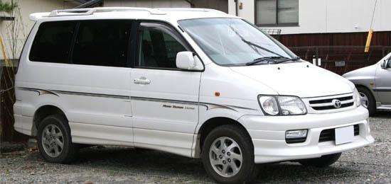Toyota Townace/Liteace OR Similar